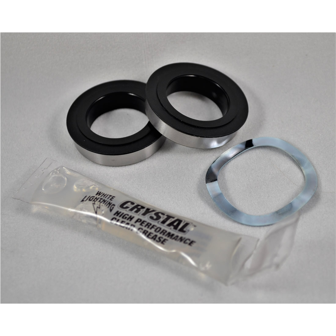 What is the Difference Between Standard, FSS, and FSS+CX Seal Hawk Racing Bearings?