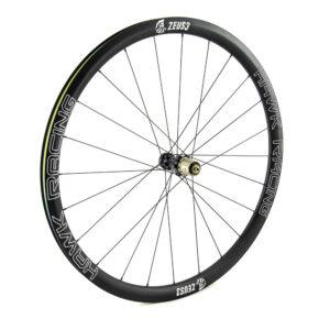 Zeus Carbon Clincher Road Wheel