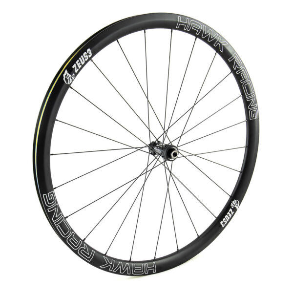 Zeus 3 Disc Quick Release Front Wheel