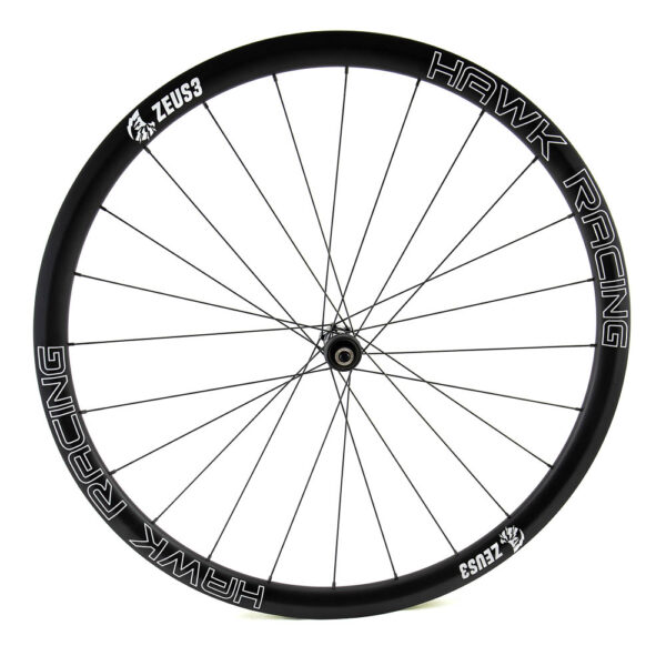 Zeus3 Disc Quick Release Front Wheel