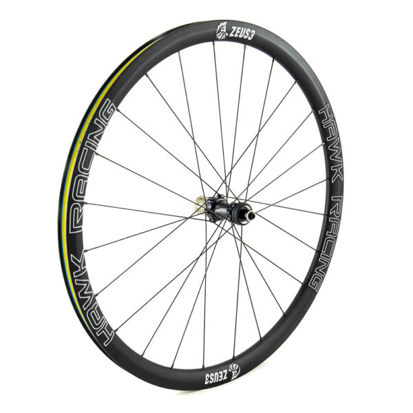 Zeus3 Disc Quick Release Rear Wheel