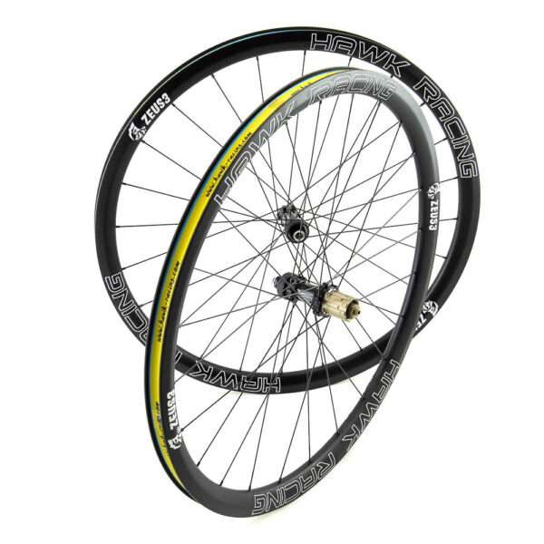 Zeus3 Disc Quick Release Wheel Set