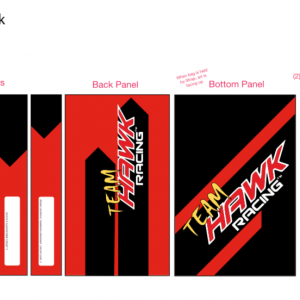 Team Hawk Racing RaceDay Bag