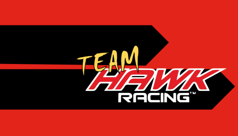 Team Hawk Racing Bag Logo